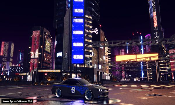 CrashMetal: Cyberpunk Screenshot 2, Full Version, PC Game, Download Free