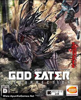 God Eater Resurrection Cover, Poster, Full Version, PC Game, Download Free