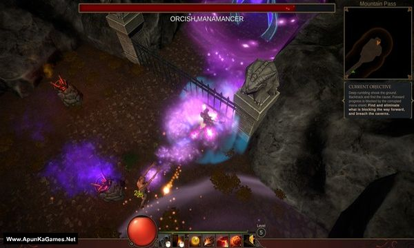 Mana Gloom Screenshot 3, Full Version, PC Game, Download Free