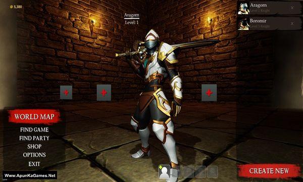 Rune Knights Screenshot 1, Full Version, PC Game, Download Free