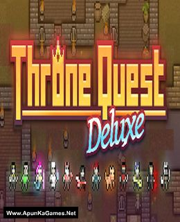 Throne Quest Deluxe Cover, Poster, Full Version, PC Game, Download Free