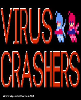 Virus Crashers Cover, Poster, Full Version, PC Game, Download Free