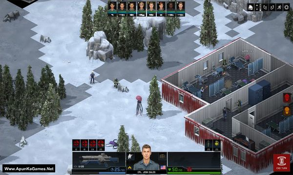 Xenonauts 2 Screenshot 1, Full Version, PC Game, Download Free