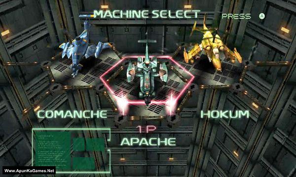 Zero Gunner 2 Screenshot 1, Full Version, PC Game, Download Free