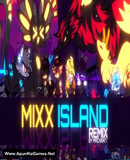 Mixx Island: Remix Cover, Poster, Full Version, PC Game, Download Free