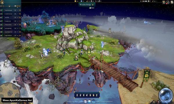 Nomads of Driftland Screenshot 1, Full Version, PC Game, Download Free