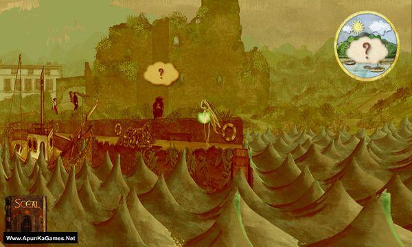 Sceal: An Irish Folklore Adventure Screenshot 1, Full Version, PC Game, Download Free