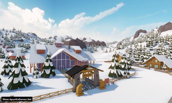 Snowtopia: Ski Resort Tycoon Screenshot 3, Full Version, PC Game, Download Free