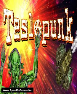 Teslapunk Cover, Poster, Full Version, PC Game, Download Free