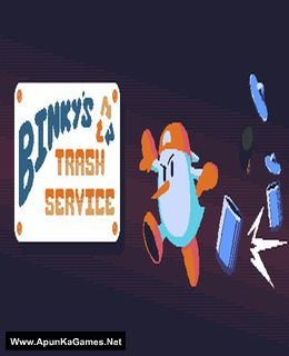 Binky's Trash Service Cover, Poster, Full Version, PC Game, Download Free