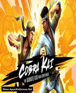Cobra Kai: The Karate Kid Saga Continues Cover, Poster, Full Version, PC Game, Download Free