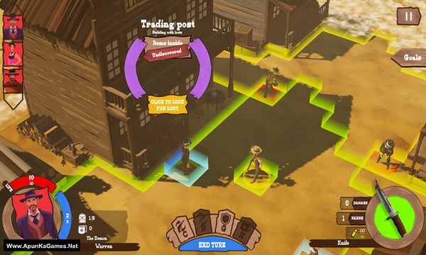 Gunslingers and Zombies Screenshot 1, Full Version, PC Game, Download Free