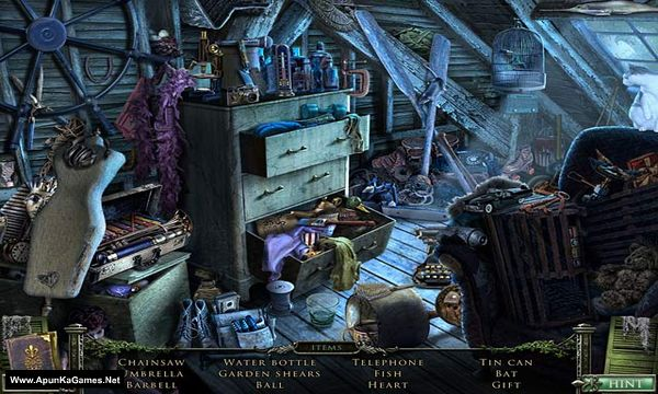 Mystery Case Files: 13th Skull Collector's Edition Screenshot 1, Full Version, PC Game, Download Free