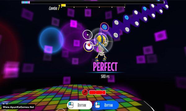 Rhythm Stars Climbing Screenshot 2, Full Version, PC Game, Download Free