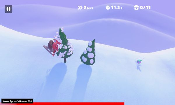 Winter Sleigh Screenshot 2, Full Version, PC Game, Download Free