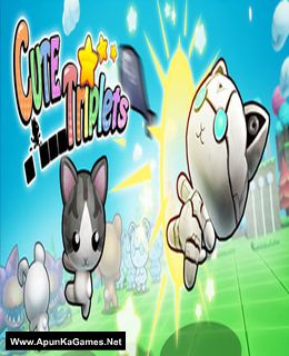 Cute Triplets Cover, Poster, Full Version, PC Game, Download Free
