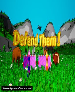 Defend Them Cover, Poster, Full Version, PC Game, Download Free