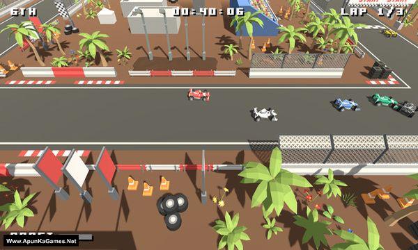 Formula Bit Racing Screenshot 3, Full Version, PC Game, Download Free