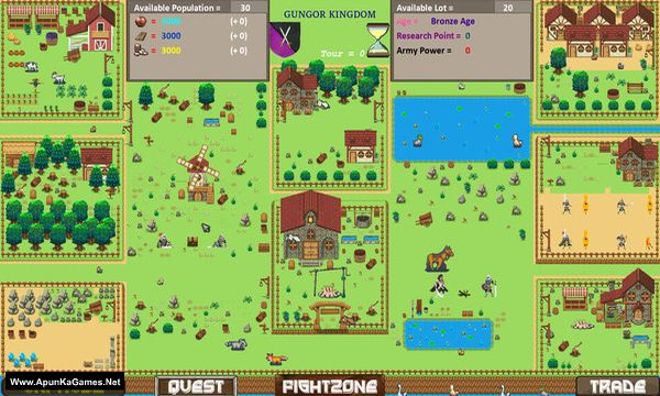 Middle Age Conquest Screenshot 2, Full Version, PC Game, Download Free
