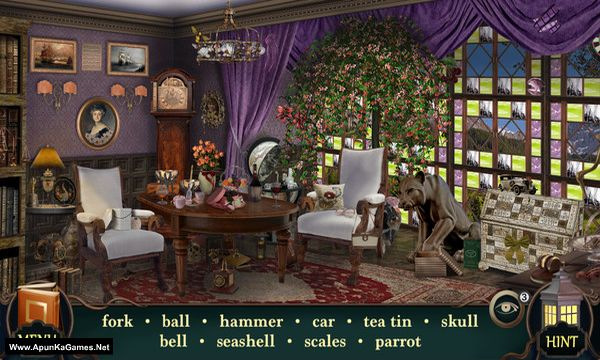 Mystery Hotel: Hidden Object Detective Screenshot 1, Full Version, PC Game, Download Free