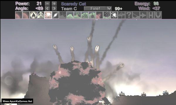 Tank Wars: Anniversary Edition Screenshot 3, Full Version, PC Game, Download Free