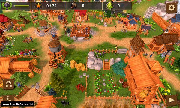 Ezaron Defense Screenshot 3, Full Version, PC Game, Download Free