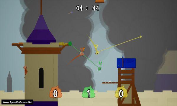 Flingleberries! Screenshot 1, Full Version, PC Game, Download Free
