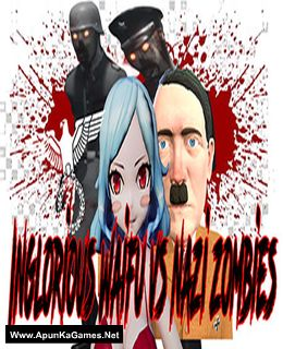 Inglorious Waifu VS Nazi Zombies Cover, Poster, Full Version, PC Game, Download Free