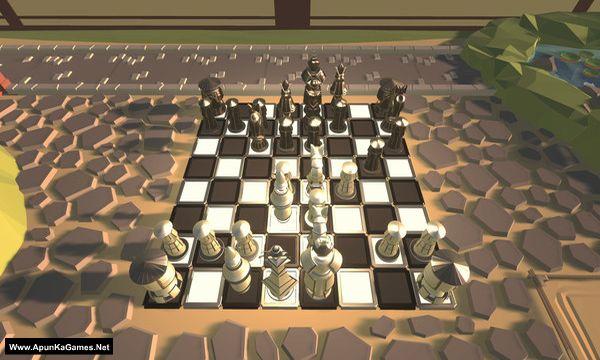 Samurai Chess Screenshot 1, Full Version, PC Game, Download Free
