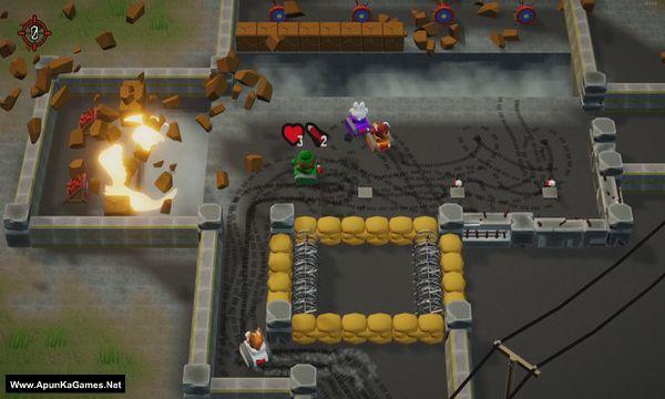 Tank Quest Screenshot 3, Full Version, PC Game, Download Free