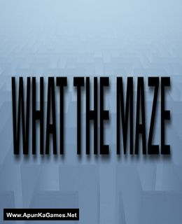 What The Maze Cover, Poster, Full Version, PC Game, Download Free
