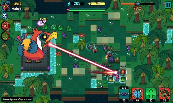 Broken Universe: Tower Defense Screenshot 1, Full Version, PC Game, Download Free