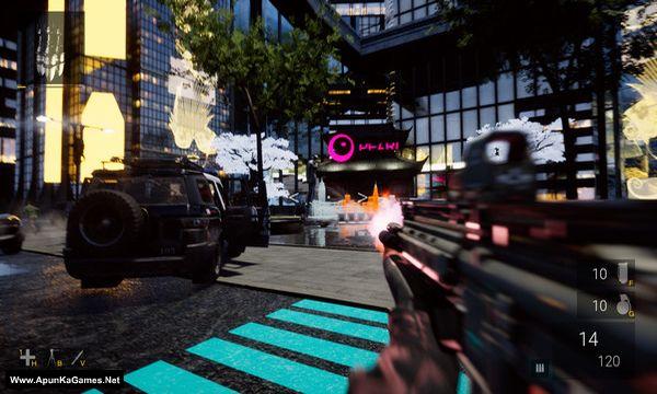 Combat Cycle Screenshot 3, Full Version, PC Game, Download Free