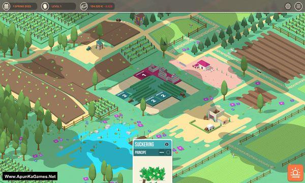 Hundred Days: Winemaking Simulator Screenshot 1, Full Version, PC Game, Download Free