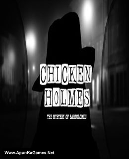 Chicken Holmes: The Mystery of Bartolomeu Cover, Poster, Full Version, PC Game, Download Free