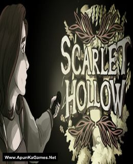 Scarlet Hollow Cover, Poster, Full Version, PC Game, Download Free
