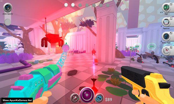 Vapormaze Screenshot 1, Full Version, PC Game, Download Free