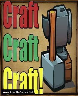 Craft Craft Craft Cover, Poster, Full Version, PC Game, Download Free