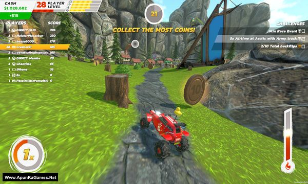 Crash Drive 3 Screenshot 1, Full Version, PC Game, Download Free