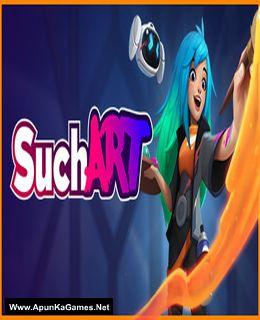 SuchArt: Genius Artist Simulator Cover, Poster, Full Version, PC Game, Download Free