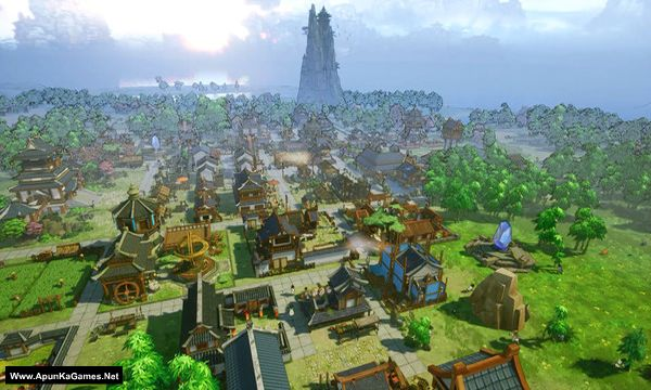 The Immortal Mayor Screenshot 1, Full Version, PC Game, Download Free