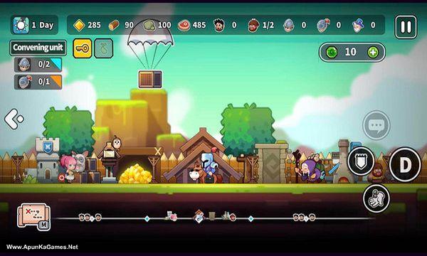Mr.Knight Screenshot 1, Full Version, PC Game, Download Free