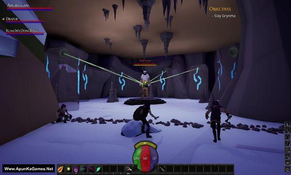 A Journey Through Valhalla Screenshot 1, Full Version, PC Game, Download Free