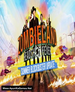 Zombieland VR: Headshot Fever Cover, Poster, Full Version, PC Game, Download Free