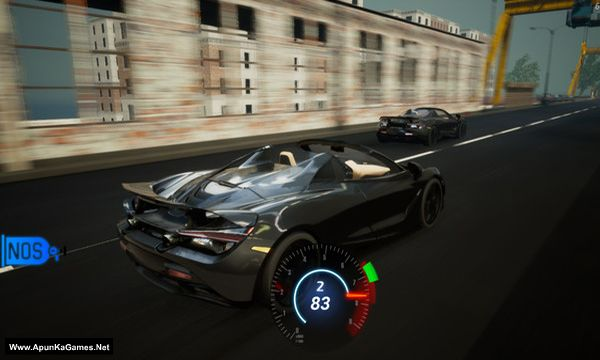 Super Drag Race Screenshot 3, Full Version, PC Game, Download Free