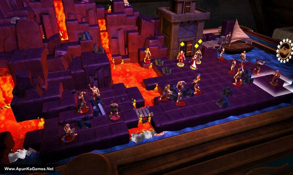 Table of Tales: The Crooked Crown Screenshot 3, Full Version, PC Game, Download Free