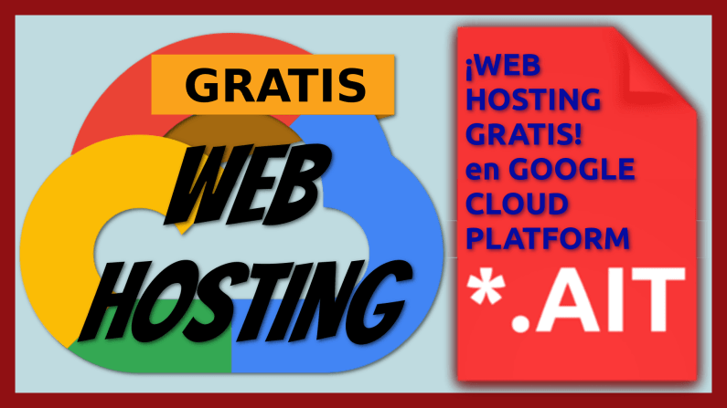 Web Hosting Gratis en Google Cloud Platform