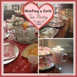 Hosting a Girls' Tea Party