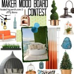 Maker Mood Board Contest Entry