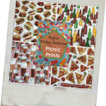 Fabric Friday– featuring Picnic Prints